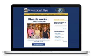 Oliver Kiwanis Website