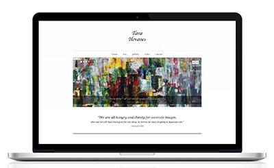 Tara Hovanes Art Website